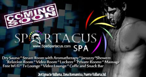Puerto Vallarta , Spartacus Spa - Mexico Guru