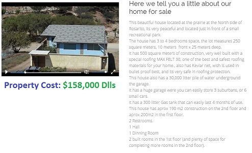 home for sale in tijuana mexico: