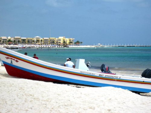 Click here for a map of Playa del Carmen