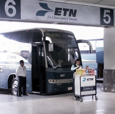 Buses In Mexico Etn Omnibus Futura Tap Primera Plus Mexico Guru